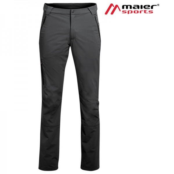 Maier Sports Norit M Herren black