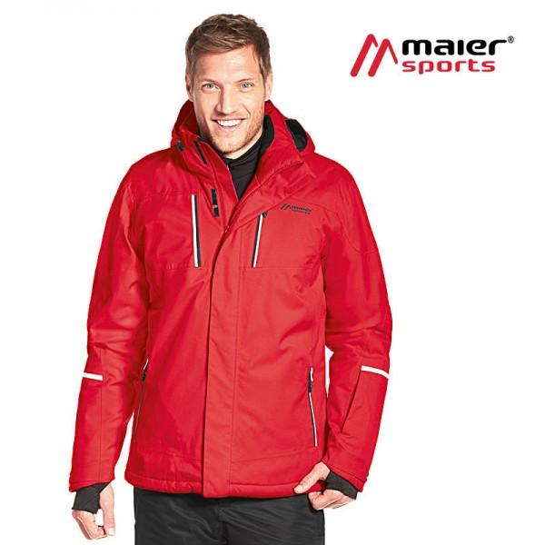 Maier Sports Lupus Skijacke Herren fire