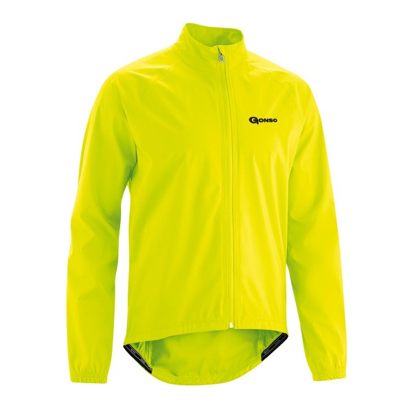 Gonso Herren Allwetterjacke Galibo safety yellow