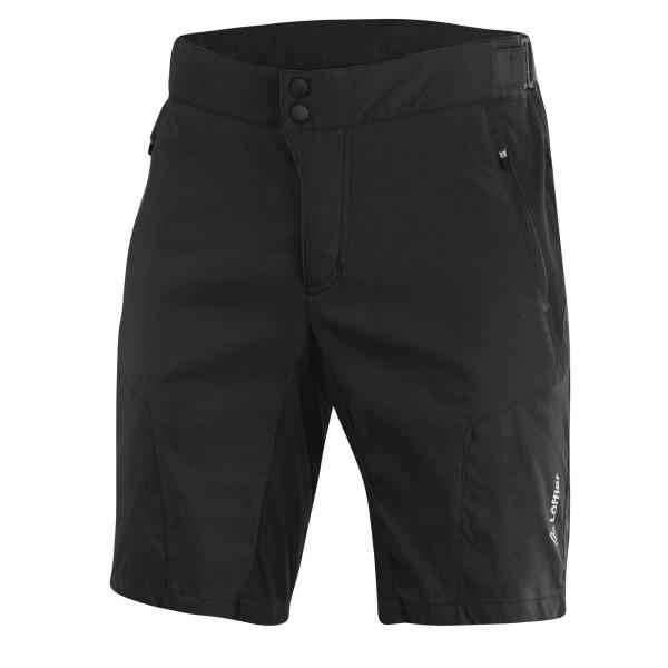 Löffler Herren Bike Shorts Evo CSL black