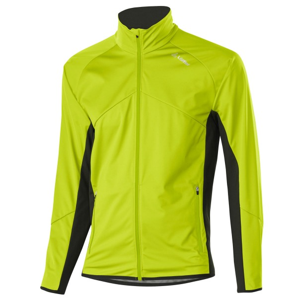 loeffler windstopper jacke alpha light green