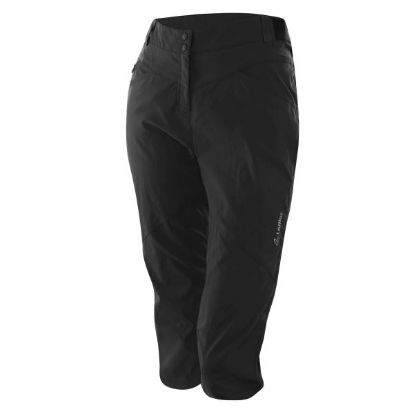 Löffler Damen Radhose 3/4 Pants CSL black