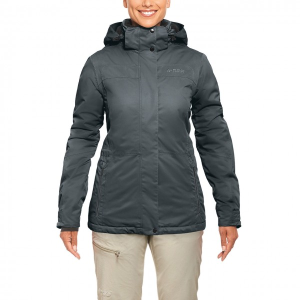 Maier Sports Liesel Outdoor-Mantel Damen graphite