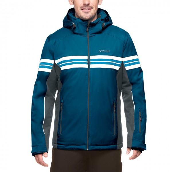Maier Sports Marco Skijacke Herren dunkelblau