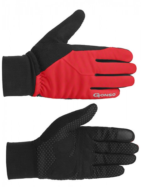 Gonso Thermo-Bike-Handschuh Allround fire
