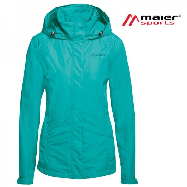 Maier Sports Altid W Outdoorjacke Damen viridian green