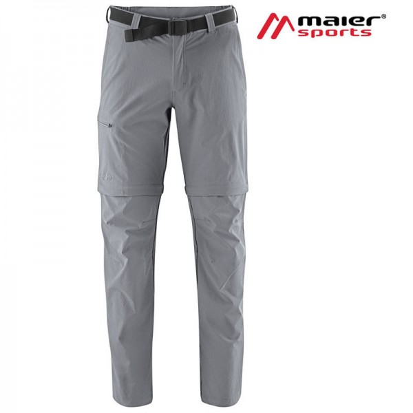 Maier Sports Tajo 2 Zipp Off Hose Herren sleet