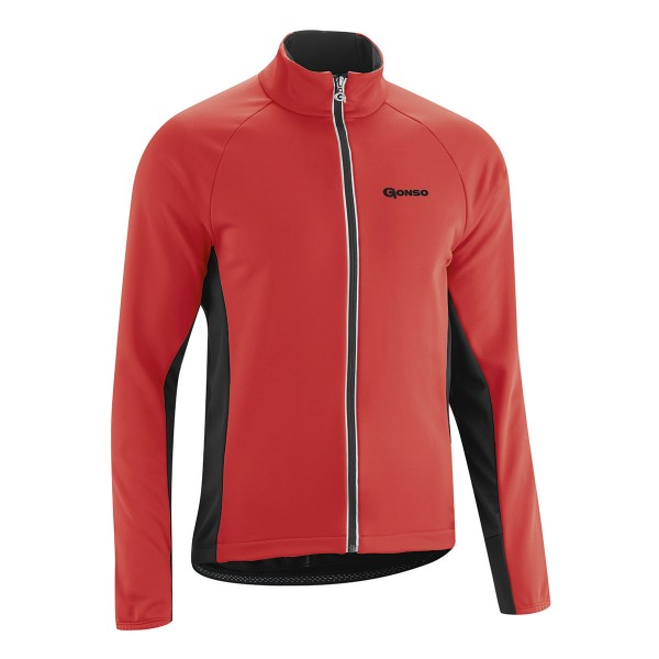Gonso Diorit Herren Thermo-Jacke high risk red
