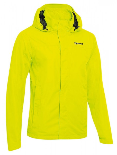 Gonso Herren Allwetterjacke Save safety yellow