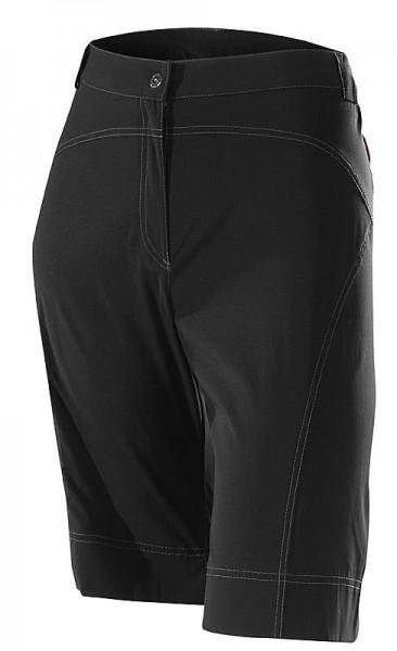 Löffler Damen Bike-Shorts Comfort CSL schwarz