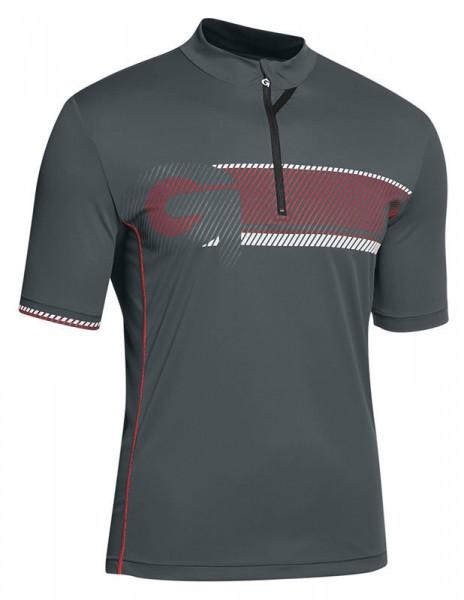 Gonso Herren Bike-Shirt Main graphite