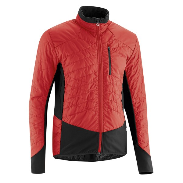 Gonso Herren Thermo-Bike-Jacke Skraper high risk red