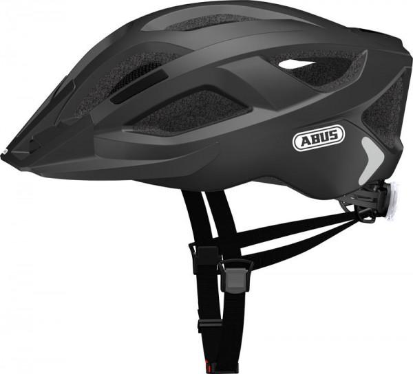 Abus Fahrradhelm Aduro 2.0 velvet black