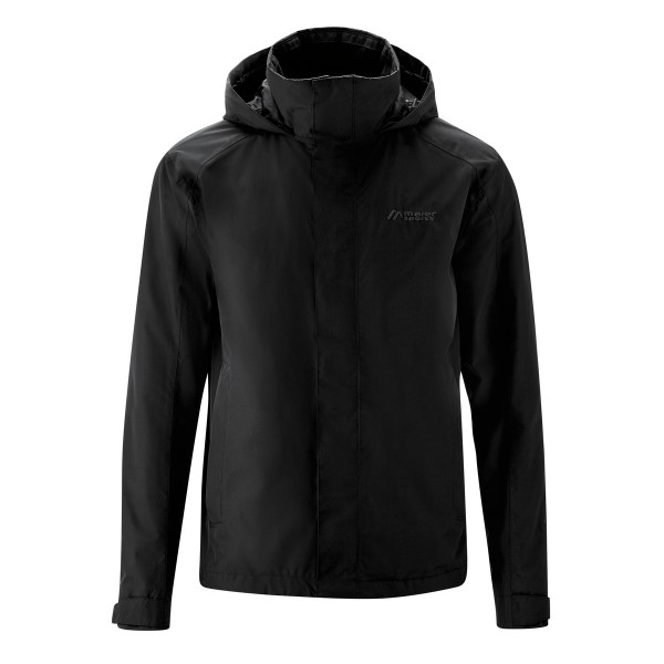 Maier Sports Nastum M Outdoorjacke Herren black