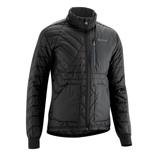 Gonso Herren Thermo-Bike-Jacke Mula black