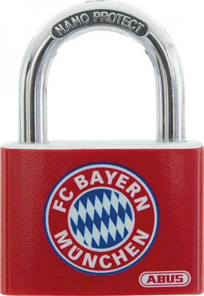 Abus Vorhangschloss T65AL FC Bayern München