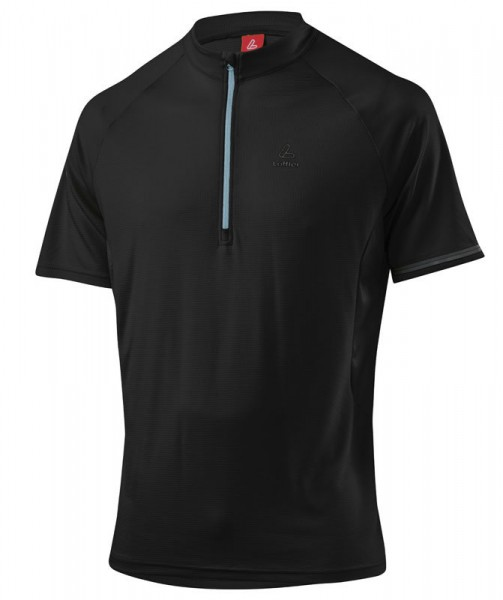 Löffler Herren Bike-Shirt Vienna black