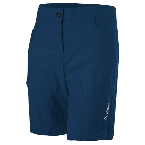 loeffler comfort csl bike short blau