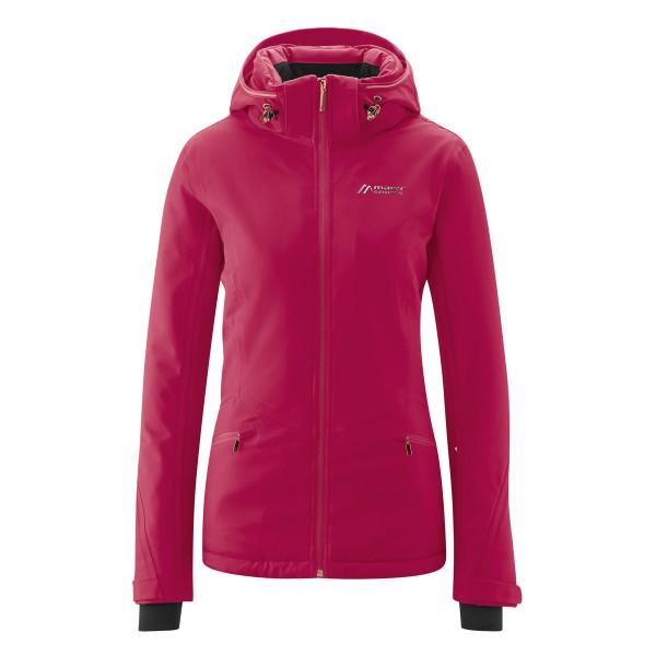 Maier Sports Ninetta Skijacke Damen persian red