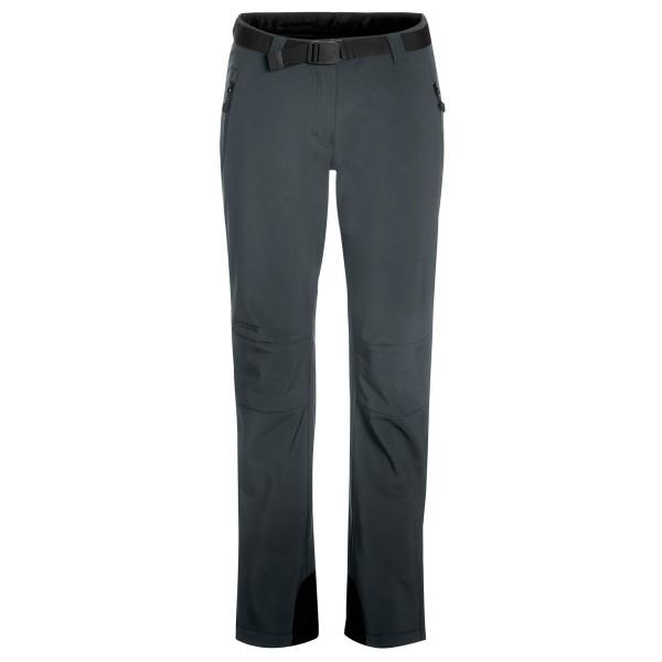 Maier Sports Tech Pants W Softshellhose Damen graphite