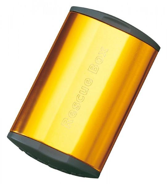 Topeak Rescue Box Flickzeug Set gold