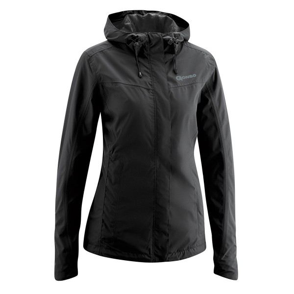 Gonso Damen Allwetterjacke Sura light black