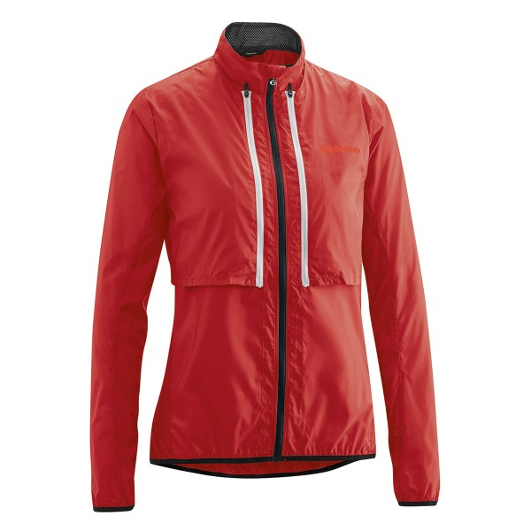 Gonso Bernira Damen 2-in1 Active Jacke high risk red