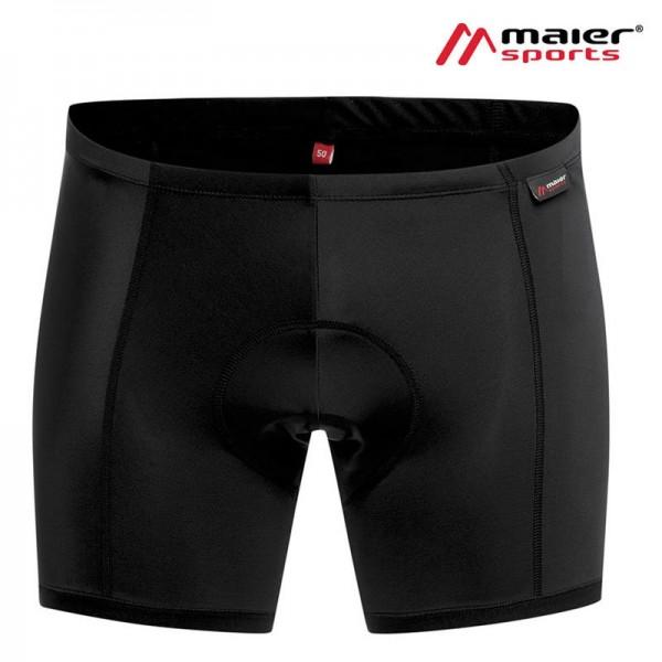 Maier Sports Radunterhose Herren black