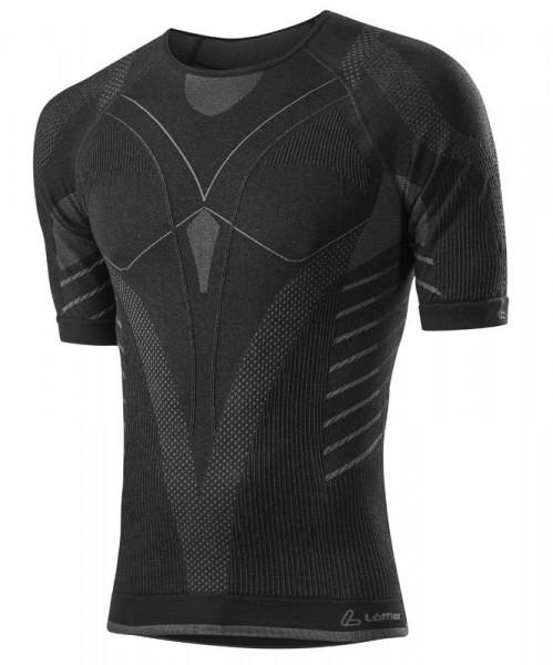 Löffler Herren Unterhemd seamless Transtex® warm black