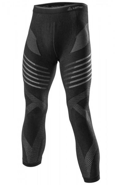 Löffler Herren Ski-Unterhose seamless 3/4 Transtex® warm black