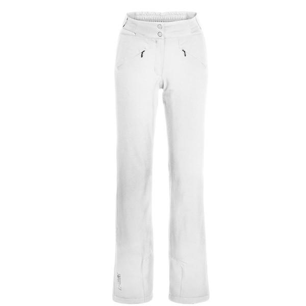 Maier Sports Allissia Slim Skihose Damen slim white