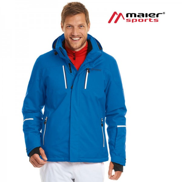 Maier Sports Lupus Skijacke Herren olympian blue