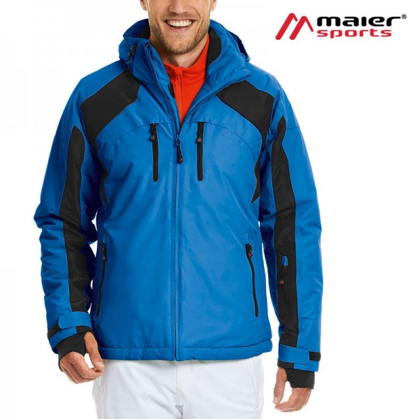 Maier Sports Aiden Skijacke Herren strong blue
