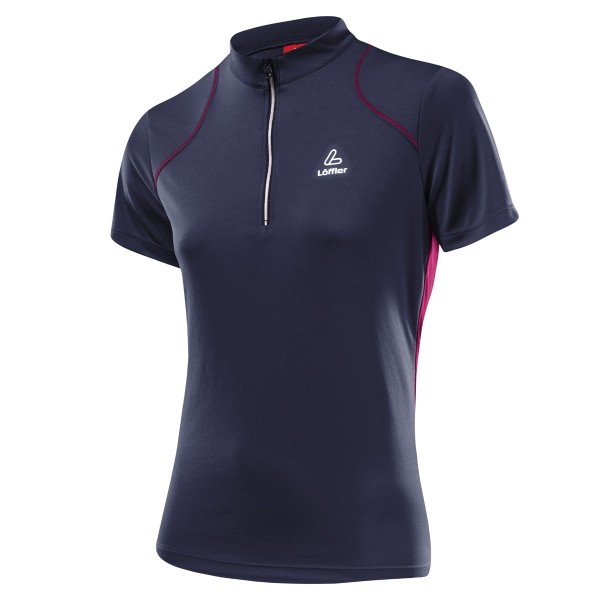 Löffler Damen Bike-Shirt Pura graphite