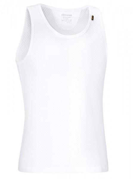 Gonso Herren Träger-Shirt Nevel white