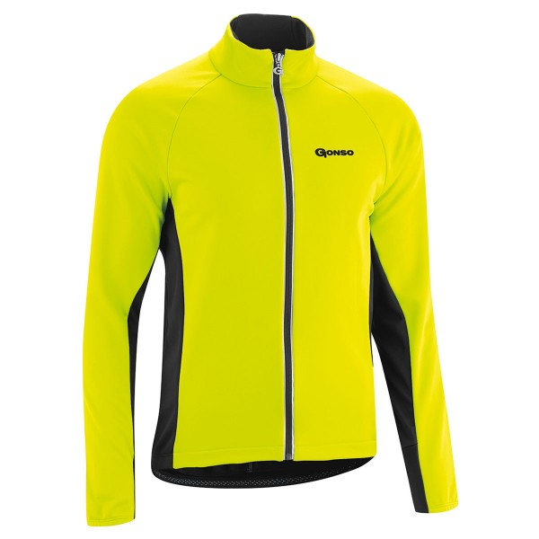 Gonso Diorit Herren Thermo-Jacke safety-yellow 2019