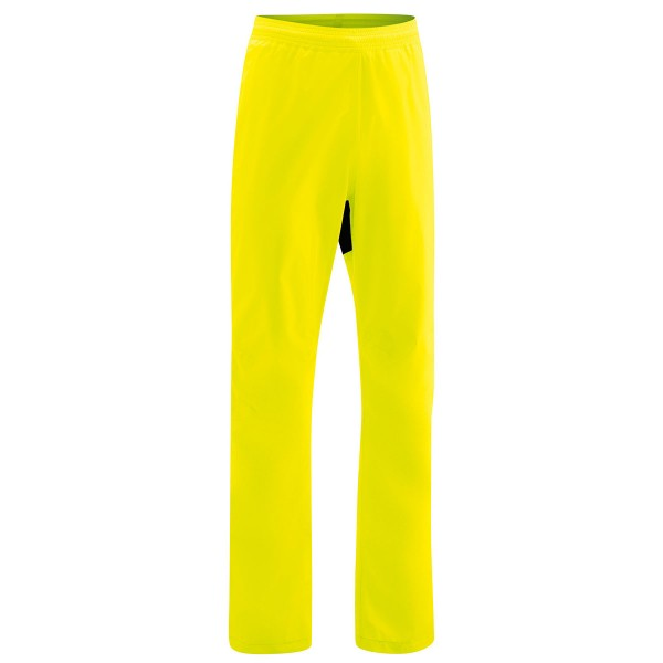 Gonso Herren Regenhose Drainon safety yellow