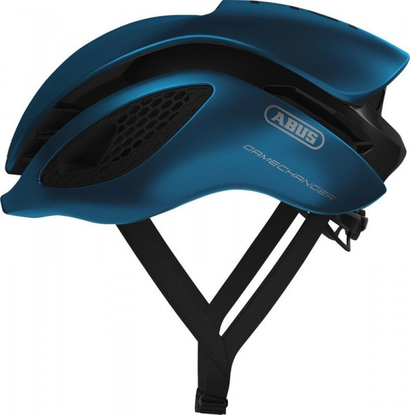 Abus Fahrradhelm GameChanger steel blue