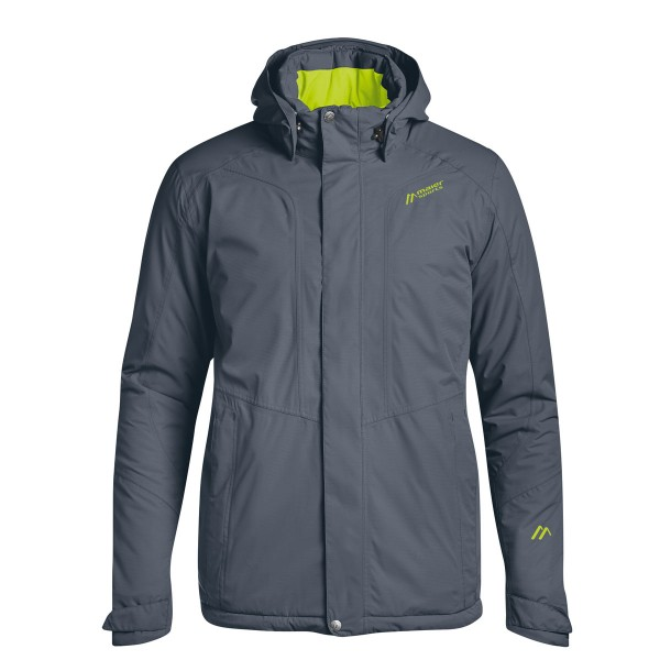 Maier Sports Outdoorjacke Metor Therm M ombre blue/lime punch
