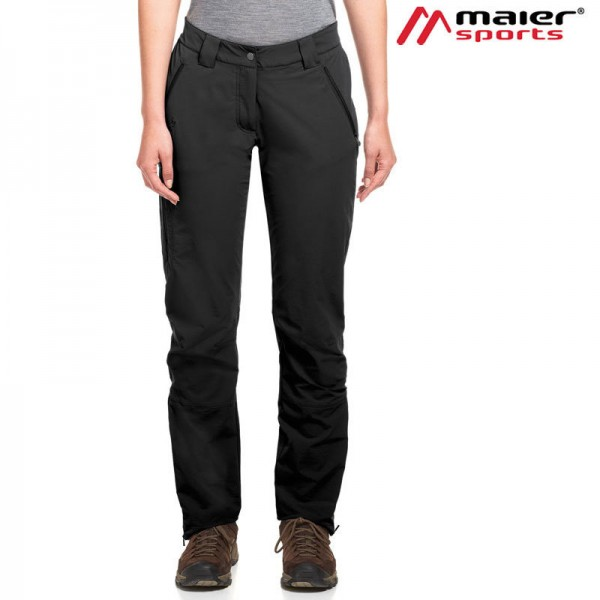 Maier Sports Norit Wanderhose Damen black