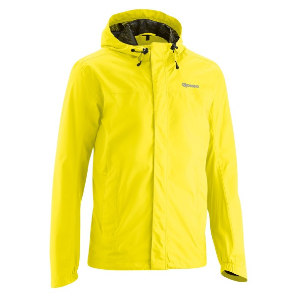Gonso Herren Allwetterjacke Save light lemon