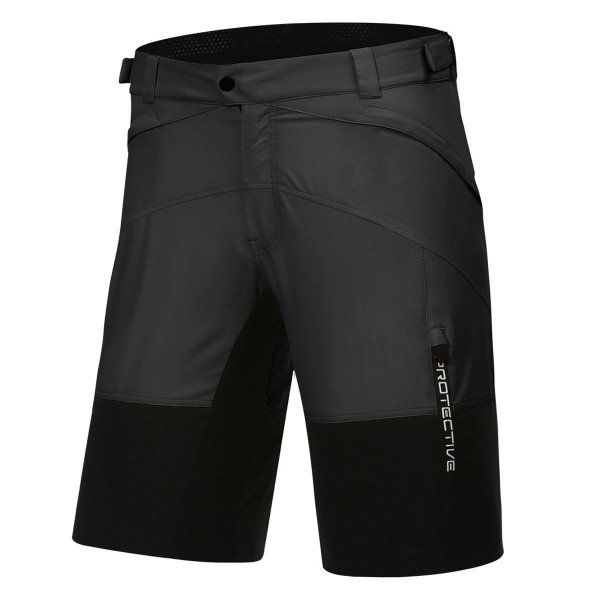 protective herren bike-short p-bounce anthracite