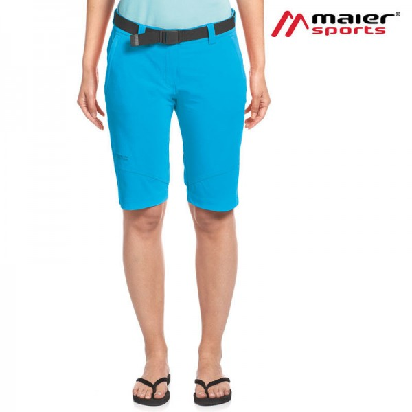 Maier Sports Lawa Damen Funktionsbermuda hawaiian ocean