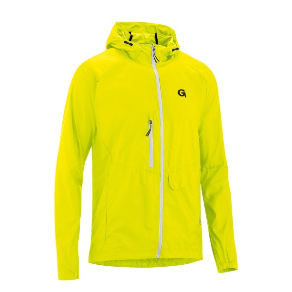 Gonso Herren Windjacke Tave safety yellow