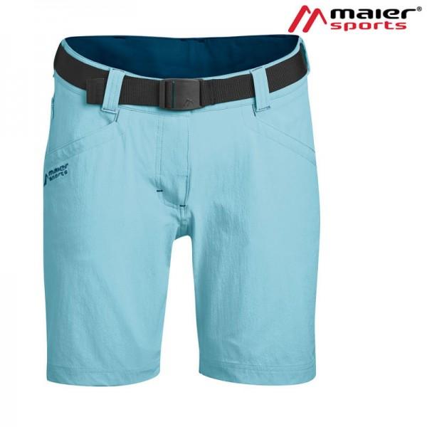 Maier Sports Lulaka Shorts Damen blue topaz