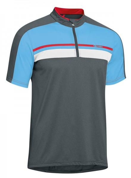 Gonso Herren Bike-Shirt Borax graphite