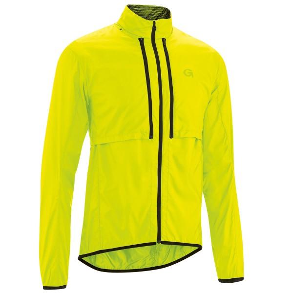 Gonso Herren Windjacke-Zip Cancano safety yellow