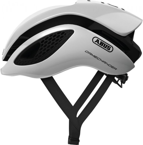Abus Fahrradhelm GameChanger polar white