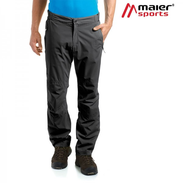 Maier Sports Raindrop M Regenhose Herren black