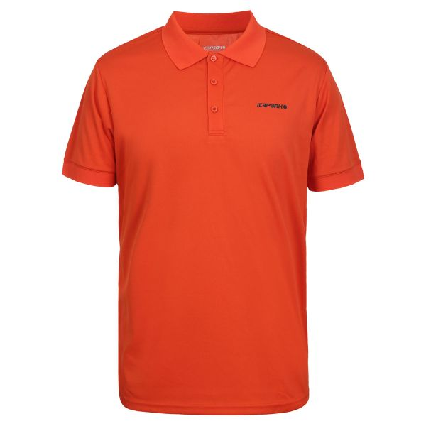 icepeak bellmont shirt herren orange